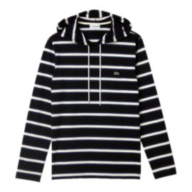 Lacoste Long sleeve Hooded Stripe Men's Top