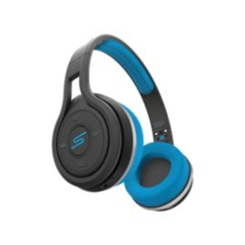 SMS Audio Sport Wireless On-Ear Headphones - Blue