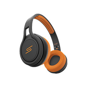 SMS Audio Sport Wired On-Ear Headphones - Orange