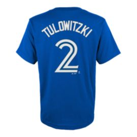 Toronto Blue Jays Little Kids' Troy Tulowitzki T Shirt