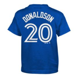 Toronto Blue Jays Little Kids' Josh Donaldson T Shirt