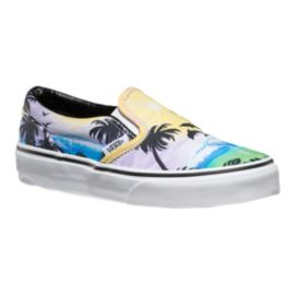 Vans Classic Slip-On Girls' Skate Shoes