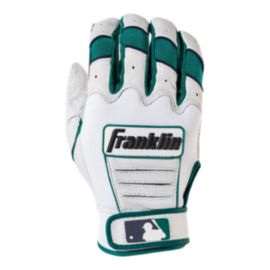 Franklin Cano Signature Series Batting Gloves - Pearl / Teal