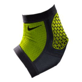 Nike pro Combat Ankle Sleeve - Volt