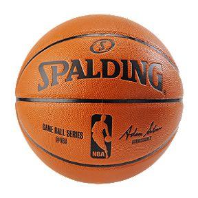 Spalding NBA Composite Replica Game Basketball - Size 7 41cd77d6df