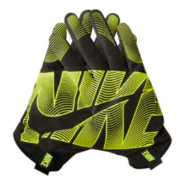 Nike Men's Lunatic Training Glove - Volt