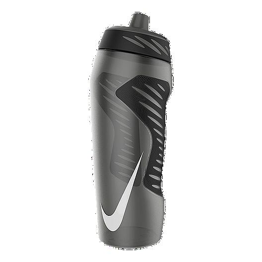 dd9a2e75ac Nike 24 oz Hyperfuel Water Bottle - Black   Sport Chek