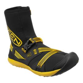Keen Men's Gorgeous Water Shoes - Yellow/Black