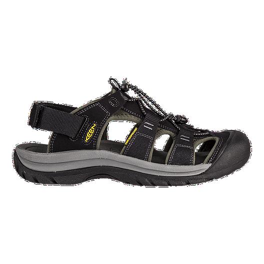 kuumia uusia tuotteita huippusuunnittelu Viimeisin muoti Keen Men's Rapids Sandals - Black/Forest