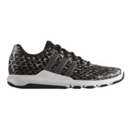adidas uomini adipure primo addestramento scarpe neri / mimetico sport