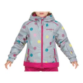 O'Neill Toddler Girls' Opal Insulated Winter Jacket