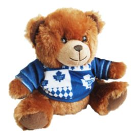 Toronto Maple Leafs 7.5 Inch Sweater Bear