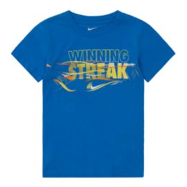 Nike Boys' 4-7 Winning Streak T Shirt