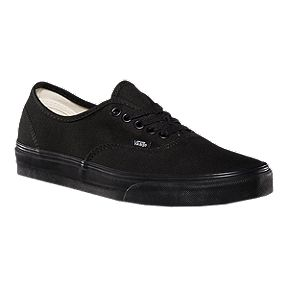 6e835efd08da Vans Authentic Shoes - Black