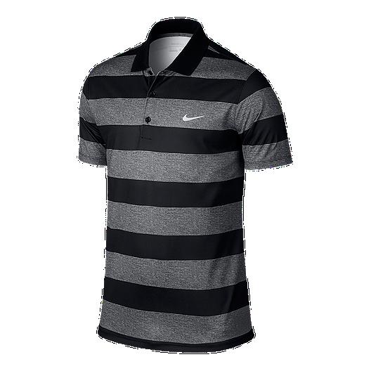 8112604b Nike Golf Victory Bold Stripe Men's Polo | Sport Chek