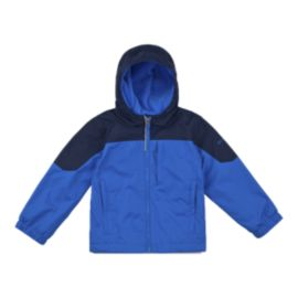 Columbia Toddler Boys' Ethan Pond Fleece Lined Rain Jacket