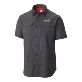 Columbia Men's Irico Titanium Short Sleeve Shirt