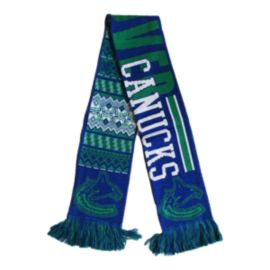 Vancouver Canucks Ugly Reversible Scarf
