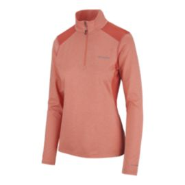 Columbia Titan Ice Women's ½ Zip Shirt
