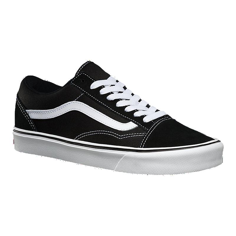 d59772fc569 Vans Men s Old Skool Lite+ Skate Shoes - Black White