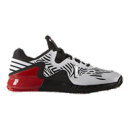 35c236019 adidas Men s Adizero Y3 2016 Tennis Shoes - White Black Red
