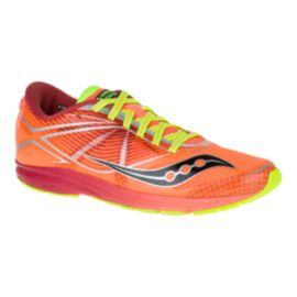 Saucony Women's Type A6 Running Shoes - Orange/Red/Green