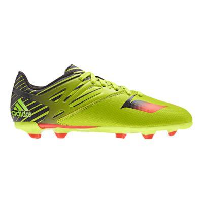 Adidas Messi 15.3 FG Kidsu0027 Outdoor Soccer Cleats