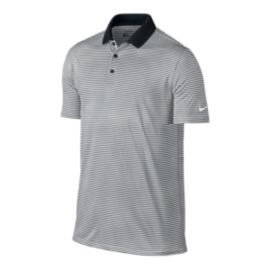 Nike Golf Victory Mini Stripe Men's Polo