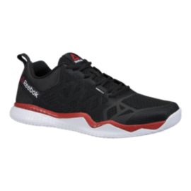 Reebok Men's ZPrint TR Training Shoes - Black/Red