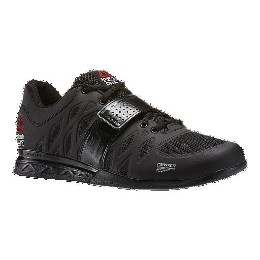5149019d06b Reebok Men s CrossFit Lifter 2.0 Weightlifting Shoes - Black
