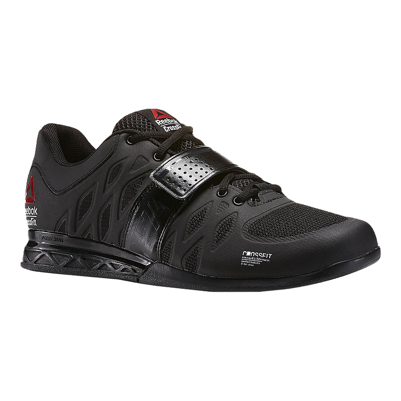 bab5e2ca902b39 Reebok Men s CrossFit Lifter 2.0 Weightlifting Shoes - Black