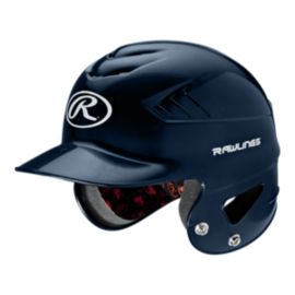 Rawlings Coolflow Batting Helmet - Navy