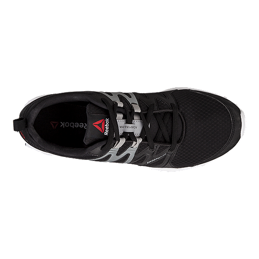 f80ed336bb28 Reebok Men s RealFlex Train 4.0 Training Shoes - Black White Grey ...