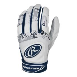 Rawlings 5150 Adult Batting Glove - Navy