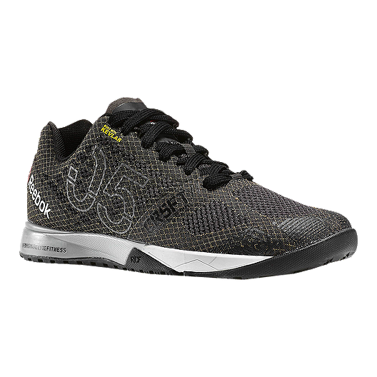 44a9a919f Reebok Women s CrossFit Nano 5.0 Training Shoes - Dark Grey Black ...