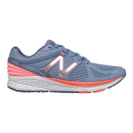 New Balance Women's Vazee Prism Running Shoes - Slate Grey/Orange