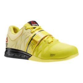 Reebok Women's CrossFit Lifter Weightlifting Shoes - Yellow