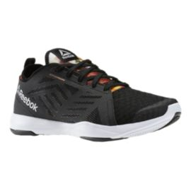 Reebok Women's Cardio Inspire Low Training Shoes - Black/White