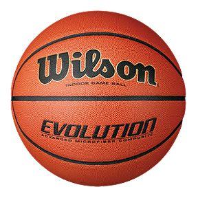 73370071f Wilson Evolution - Size 7 Basketball