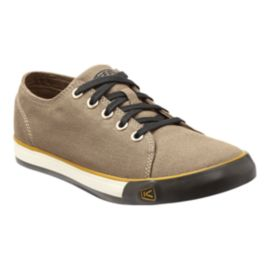 Keen Men's Timmons Low Canvas Casual Shoes - Light Brown