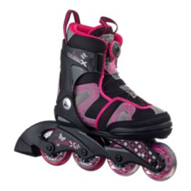 K2 Charm X Boa Junior Adjustable Inline Skate