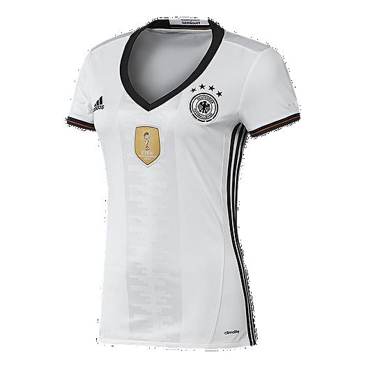68befc834c3 Germany Home Women s Soccer Jersey