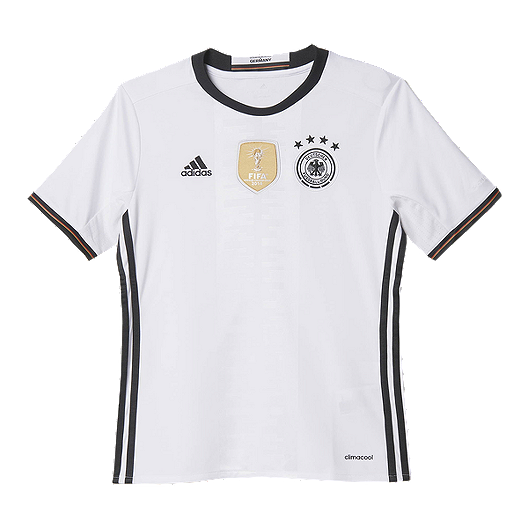 bec119d63 Germany Kids  Home Youth Soccer Jersey