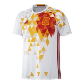 Spain Away Soccer Jersey