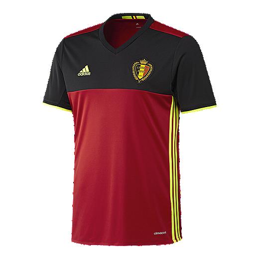 1e6ca3ccc2f Belgium Home Soccer Jersey - RED