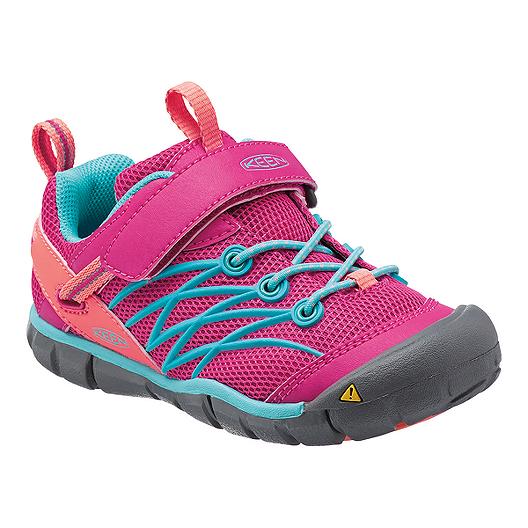 4045179034f Keen Chandler CNX Girls' Pre-School Hiking Shoes | Sport Chek