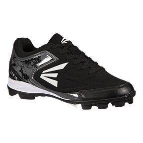 b132de16691 Easton Men s 360 Low Baseball Cleats - Black White
