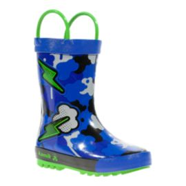 Kamik Wildcloud Kids' Toddler Rain Boots