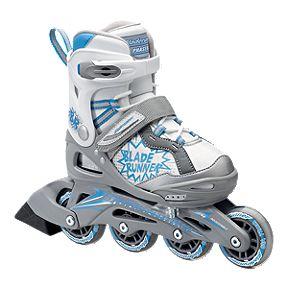 Bladerunner Phaser XR Girls Junior Adjustable Inline Skates - 2016 42500f12b9