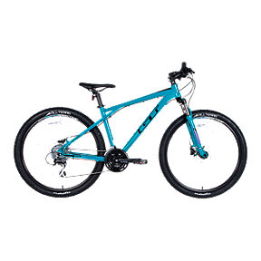 GT Avalanche Disc Women's Teal Mountain Bike - 2016
